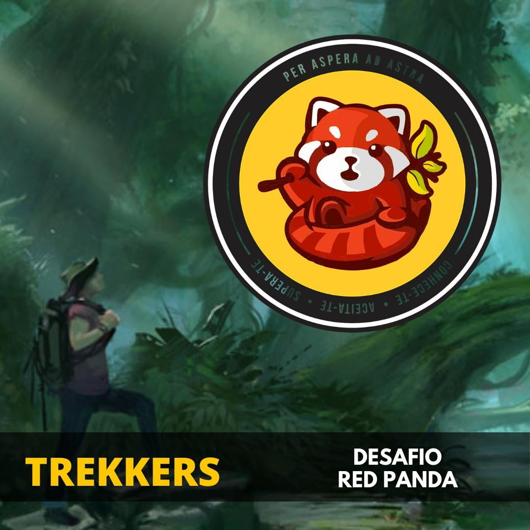 Desafio Red Panda